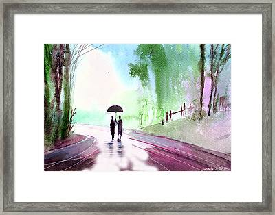 Togetherness Framed Print by Anil Nene