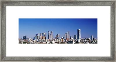 Tokyo Japan Framed Print by Panoramic Images