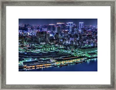 Tokyo Framed Print