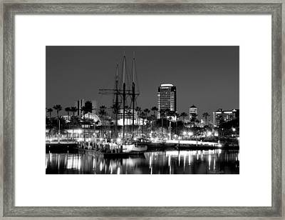 Tole Mour Framed Print by Heidi Smith