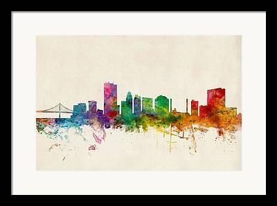 Toledo Framed Prints