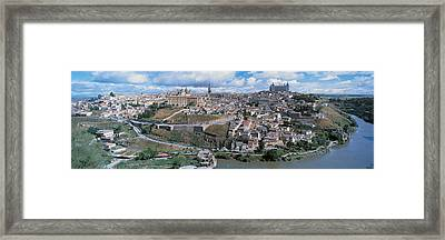 Toledo Spain Framed Print by Panoramic Images