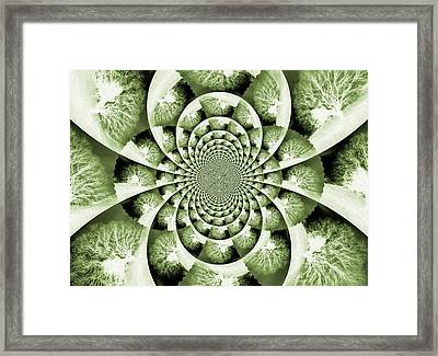 Tolkg Framed Print by Heather L Wright