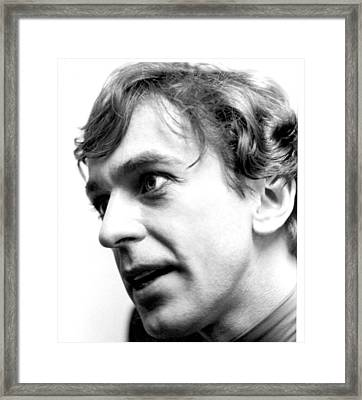 Toller Framed Print by Mike Flynn