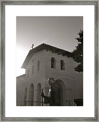 Framed Print featuring the photograph Tolosa by Paul Foutz