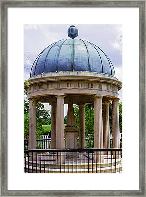 Tomb Of President Andrew Jackson Framed Print by Robert Hebert