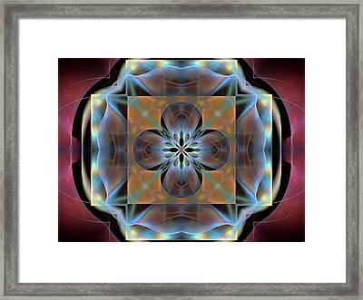 Tommrow-centerbb Framed Print by Bill Campitelle
