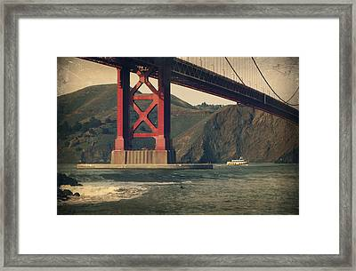 Tomorrow Will Still Be The Same Framed Print