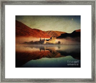 Tomorrow's Past Framed Print