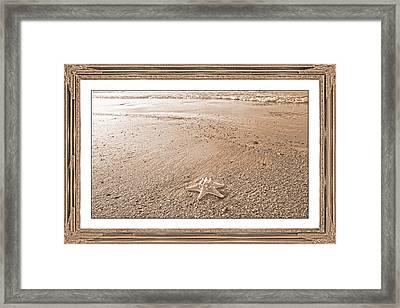 Tonal Topsail Inspiration Framed Print by Betsy Knapp