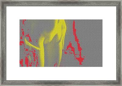 Toned Island Framed Print by Piety Dsilva