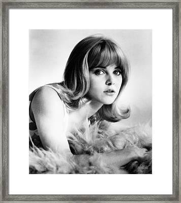 Tony Rome, Sue Lyon, 1967. Tm & Framed Print