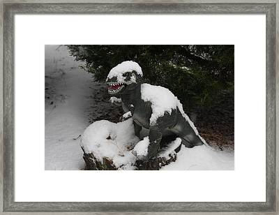 Too Bad I Am Not A Bird Framed Print by Vadim Levin