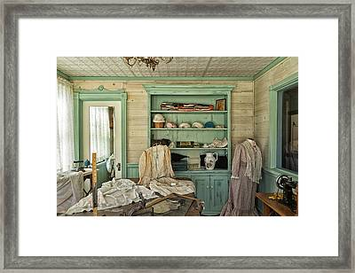 Tools Of The Trade Framed Print by Kathleen Bishop