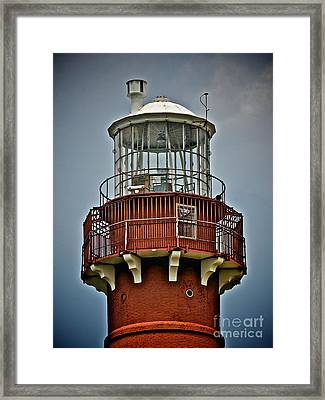 Top Of Barney 2012 Framed Print