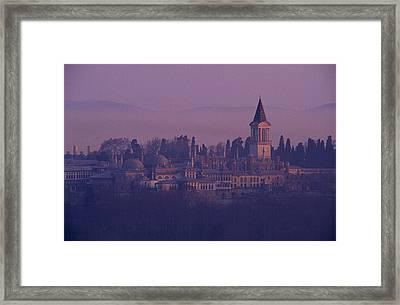 Topkapi Framed Print