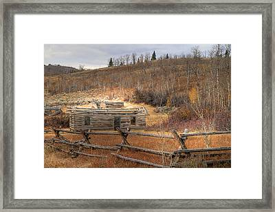 Topless Framed Print by Donna Kennedy