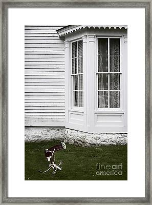 Toppled Framed Print by Margie Hurwich