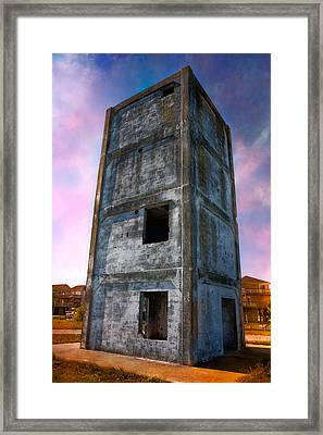 Topsail History Framed Print