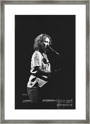 Tori Amos Framed Print by Concert Photos