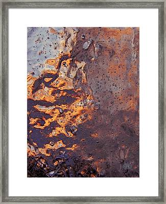 Framed Print featuring the photograph Torn Apart by Sami Tiainen