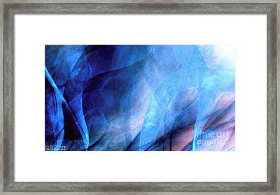 Tornado Alley Framed Print by JCYoung MacroXscape