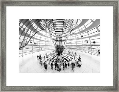 Tornado Framed Print by Pedro Nunez
