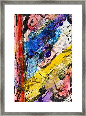 Tornero Framed Print