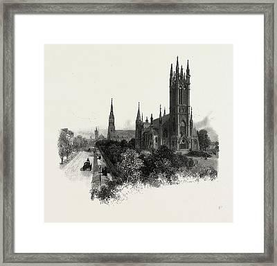 Toronto, Metropolitan Methodist Church Framed Print