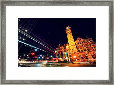Toronto Old City Hall Framed Print