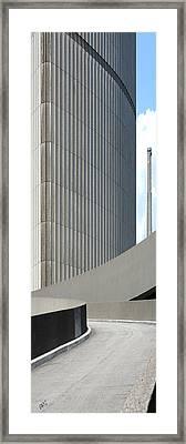 Toronto Silhouettes II Framed Print