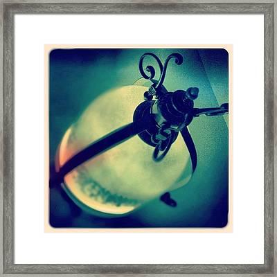 Torpedo #steampunk Framed Print