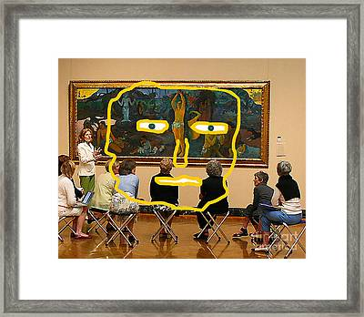 totally different Universes Framed Print