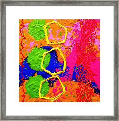 Totem  IIi Framed Print