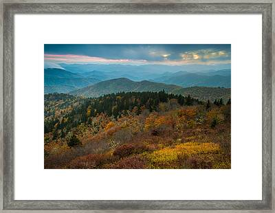 Framed Print featuring the photograph Touch Of Yellow by Joye Ardyn Durham