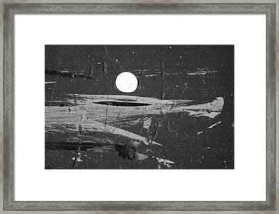 Touch... Framed Print by Tom Druin
