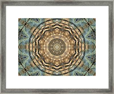 Touched By Light Framed Print by Tom Druin