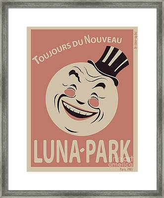 Toujours Du Nouveau  - Always Something New Framed Print
