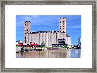 Tour Down Buffalo River Framed Print by Kathleen Struckle