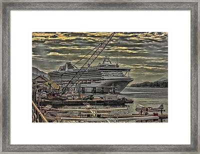 Tourist Season 2014 01 Framed Print