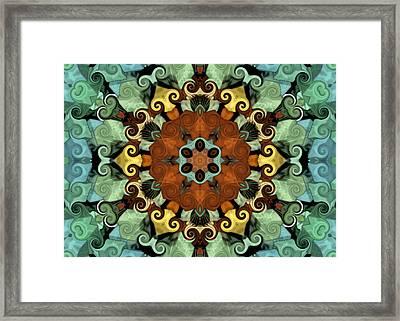 Tourlidou S01-01 Framed Print