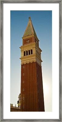 Tower 2 Framed Print by Douglas Barnett