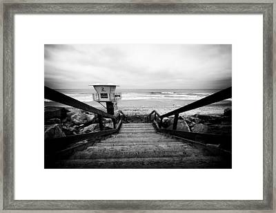 Tower 2 Framed Print