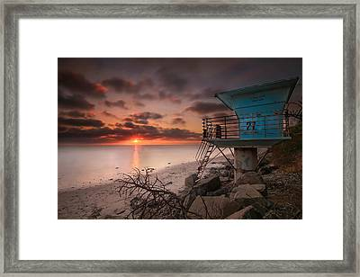 Tower 27 Framed Print