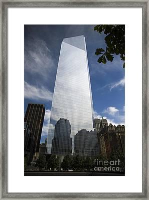 Tower 4 Framed Print by Juan Romagosa