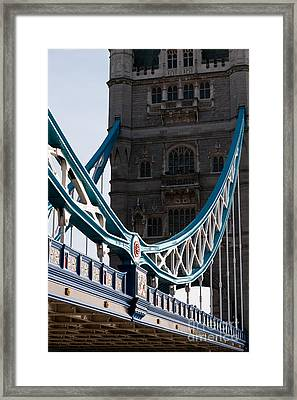 Tower Bridge 03 Framed Print