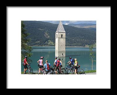 Alpine Travelpics Framed Prints