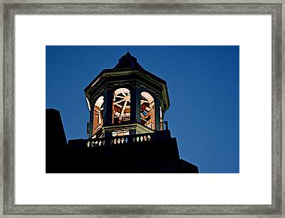 Tower Framed Print by Joseph Yarbrough