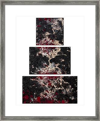 Tower Of Babel Framed Print