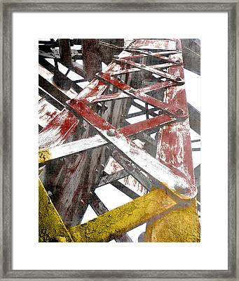 Towering High Framed Print